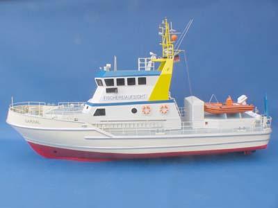 schiff narwal fischereiaufsicht